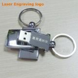 최고 질과 가격 회전대 금속 USB 펜 드라이브 16GB