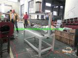 PVC/PC Verglasung Wellen-Platten-Strangpresßling-Maschine