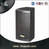 K6 escogen 6.5 pulgadas de FAVORABLE audio bidireccional
