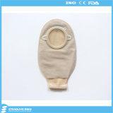 2-Piece dränierbarer Ostomy Beutel mit integriertem Flausch-Schliessen (SKU2039070-N)