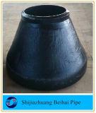 탄소 강철 Sch40 ASME B16.9 동심 흡진기