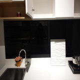 Camera di albergo speciale Highlights Baking Lacquer di Offer Sample Sale Tailandia con White Painting Kitchen Cabinet