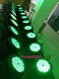 RGB 3in1 Lamp van het PARI 54PCS van het PARI Lichte X3w voor Stadium, Partij, Nightclub.