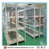 Exportado para a maioria de armazém de Pritical o armazenamento que empilha Shelving do cubo do metal do sistema do Shelving do mercado da cremalheira de Boltless o mini