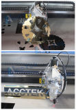 Edelstahl-Laser-Ausschnitt/CO2 Laser-metallschneidende Maschine Akj1325h
