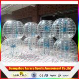 Chaud ! ! 2016 la meilleure bille de butoir gonflable humaine de vente de bulle de la CE TPU/PVC pour des sports en plein air