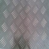 Één Staaf Twee Staaf Vijf Plaat van het Blad van het Aluminium van de Staaf de Geruite