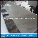 De natuurlijke Stappen van de Steen Guangxi van China Witte Witte Marmeren, de Loopvlakken van Treden