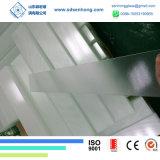 Vetro solare Tempered modellato ultra chiaro basso rivestito del ferro dell'AR