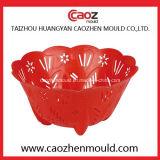 Bandeja plástica da injeção/molde quente da cesta da venda