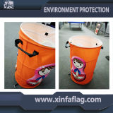 Escaninho Waste ao ar livre colorido/escaninho de adubo/lata do caixote de lixo/lixo/balde do lixo