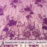 Commercio all'ingrosso francese del tessuto del vestito da cerimonia nuziale del merletto (M2144)