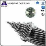 Aluminum incagliato Bare Conductor Overhead Cable AAAC per Overhead Use