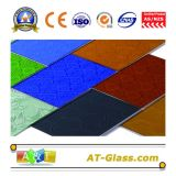 Windows를 위한 3-8mm 장식무늬가 든 유리 제품 또는 공간 장식무늬가 든 유리 제품 색을 칠한
