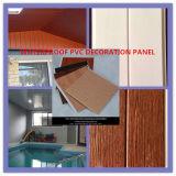 木パターンラミネーションPVCパネルPVC天井板および壁パネル(RN-178)