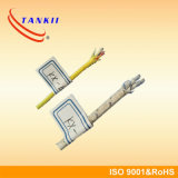 20 die van het thermokoppelkabel van AWG het type K door teflon/glasvezel/silicone/pvc wordt geïsoleerdg