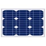 Mono панель солнечных батарей 20W для солнечной осветительной установки