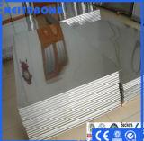 el panel compuesto plástico del aluminio de 3m m con uso interior