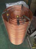 Vapeur de température élevée de bobine d'acier inoxydable de tube de bobine de froid et d'échange thermique, corrosion de choc et ainsi de suite