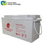 12V17ah手入れ不要の深いサイクルの鉛酸UPSの電源電池