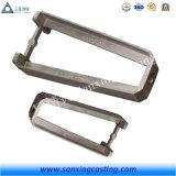강철에 의하여 분실되는 왁스 정밀도 주물 CNC 기계로 가공 부속