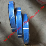 (Bleu, Red, Yellow) PVC Layflat Hose pour Irrigation