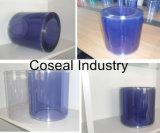 Il PVC flessibile del fabbricato mette a nudo le tende