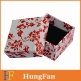 Caixa menor do pacote do papel do tamanho com tampa