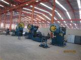 Nuovo magazzino/gruppo di lavoro della struttura d'acciaio del comitato del cemento della prova di fuoco di disegno