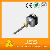 NEMA 17 Linear Stepper Motor com Lead Screw