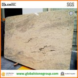 Естественное White/Black Granite Slabs для Countertops, Vanity Tops Polished