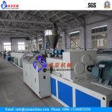 Cadena de producción del tubo del abastecimiento del tubo de agua del PVC/de agua/del tubo de desagüe