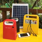 Portable 3W del Sg 0603 del sistema eléctrico solar de la red