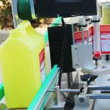 Máquina de etiquetado doble auta-adhesivo automática de las caras