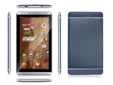 Nieuwe GPS Bluetooth die Phablet van de Groef 1024*600 Dubbele SIM van het Geval HD van het Metaal 7inch met WiFi 3G Functie roepen MiniPC