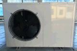 熱湯のためのヒートポンプの給湯装置に水をまく住宅の空気