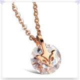 ステンレス鋼の宝石類の方法吊り下げ式のネックレス(NK467)