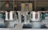 four de fonte de cuivre du rebut 500kg