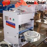 Máquina Semi-Auto estándar del lacre de la taza