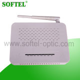 Softel FTTH 4fe y WiFi Gepon ONU