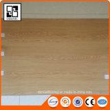 plancher d'intérieur commercial arrière sec de PVC de plastique vinyle de 3mm