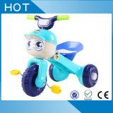 Triciclo do bebê de 2017 miúdos do metal e bicicleta de 3 rodas