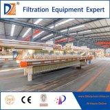 Máquina da imprensa de filtro da câmara da membrana de Dazhang para o tratamento de Wastewater