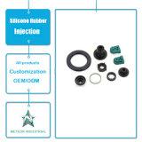 Boucle en caoutchouc industrielle personnalisée de garniture de joint mécanique de pièces d'auto d'injection en caoutchouc de silicones