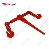 Красный выкованный тип связыватель рукоятки стали углерода L-150 стандартный нагрузки