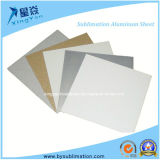 Золотистый алюминиевый лист для сбывания