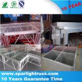 Hochzeits-bewegliches Stadiums-Plexiglas-Glasstadium China-Wholsale