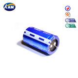 Tipo Snap-in 300f 2.7V Ultracapacitor di Kamcap del condensatore di farad