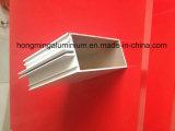 L'aluminium de bâti d'extrusion profile l'enduit en aluminium de poudre pour Windows et la porte