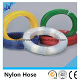 Tuyaux en nylon de tube/air/boyau en plastique